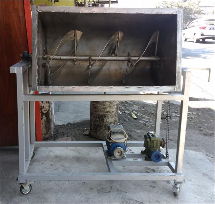 Mesin Pencuci Beras Ketan
