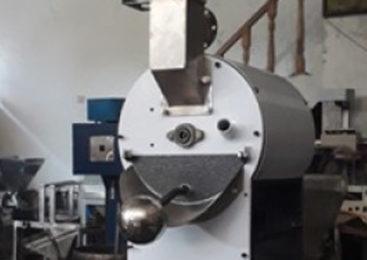 Mesin Penyangrai Kopi Dilengkapi Controller