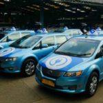 Cara : Mau Naik Taksi Listrik Pertama di Indonesia