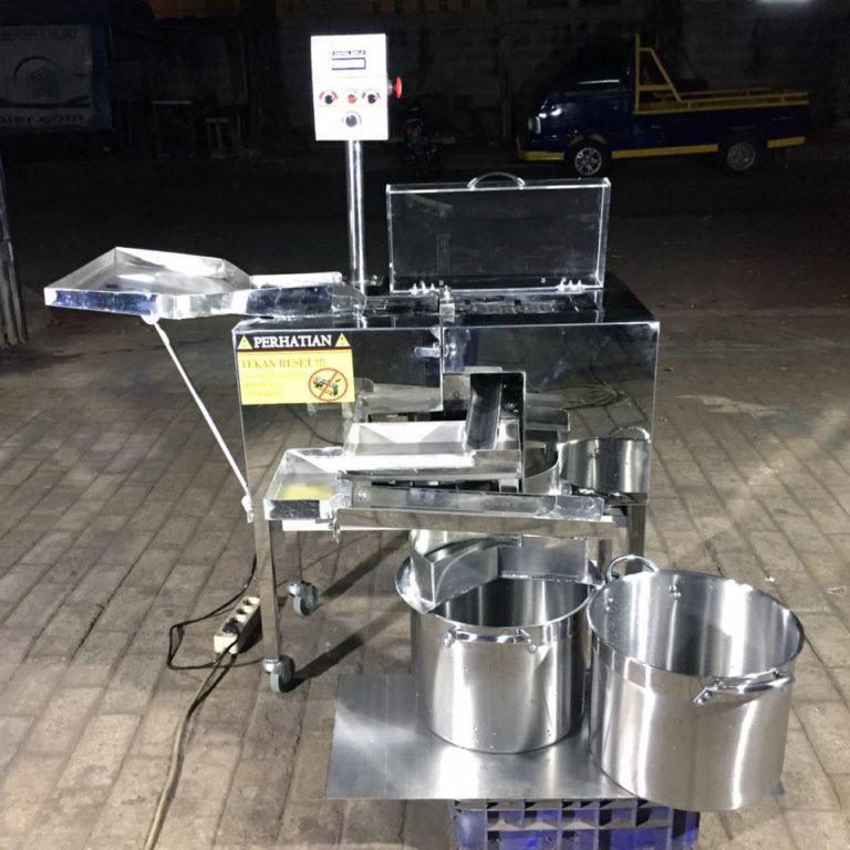 Mesin Pemecah Telur Otomatis – 1 dan 2 Jalur